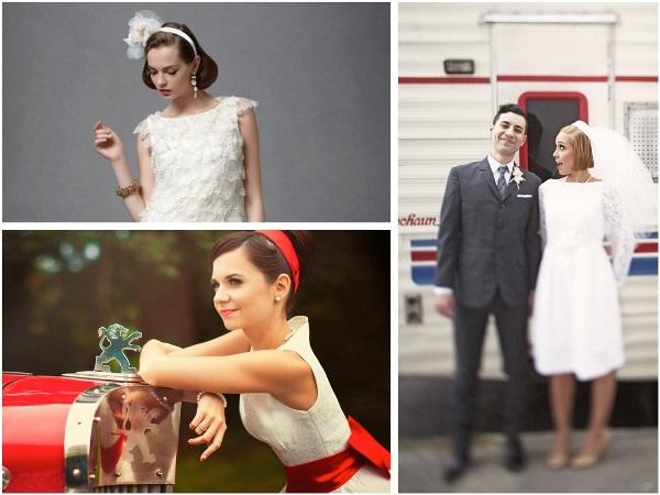 Как организовать свадьбу в стиле 60-х - особенности проведения и оформления