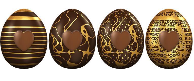 Как покрасить яйца на Пасху: правила и способы