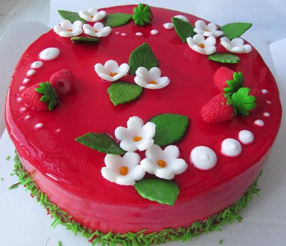 торт на день рождения сестры
