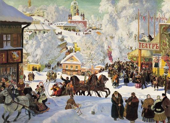 Масленица вчера и сегодня: дата празднования, традиции