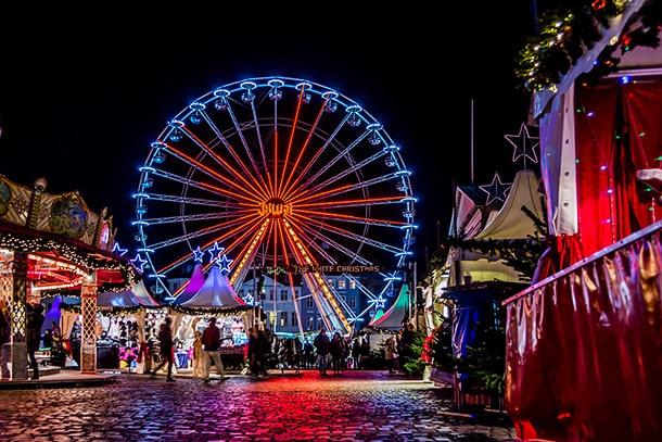 Рождество в Копенгагене: куда пойти, что посмотреть