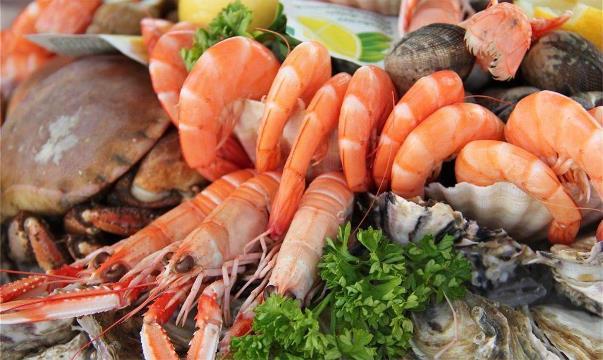 праздник морепродуктов