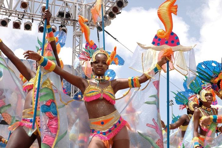 Латиноамериканские и карибские карнавалы: даты проведения и описание