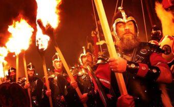 фестиваль огня в шотландии
