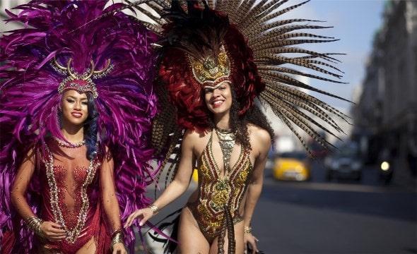 тринидадский карнавал