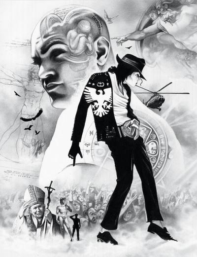 Майкл Джексон: биография короля поп-сцены