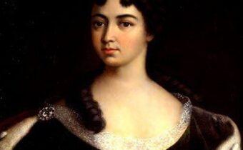 портрет марии гамильтон