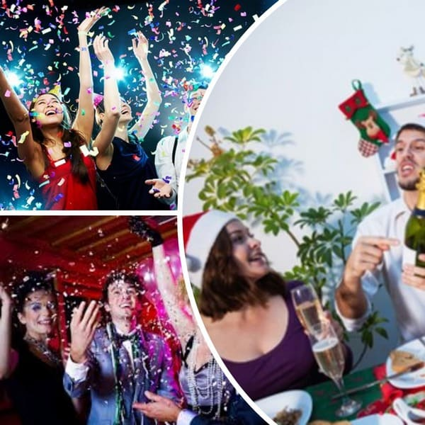 Игры, конкурсы, развлечения на Новый год 2021: в кругу семьи, на корпоративе, для детей и школьников