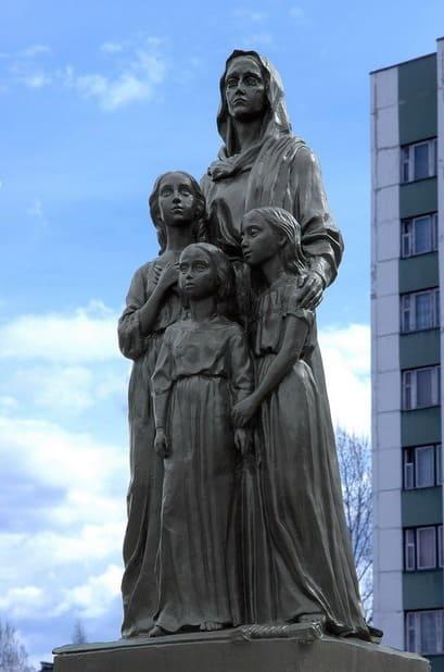30 сентября - день памяти православных святых Веры, Надежды, Любови и матери их Софии