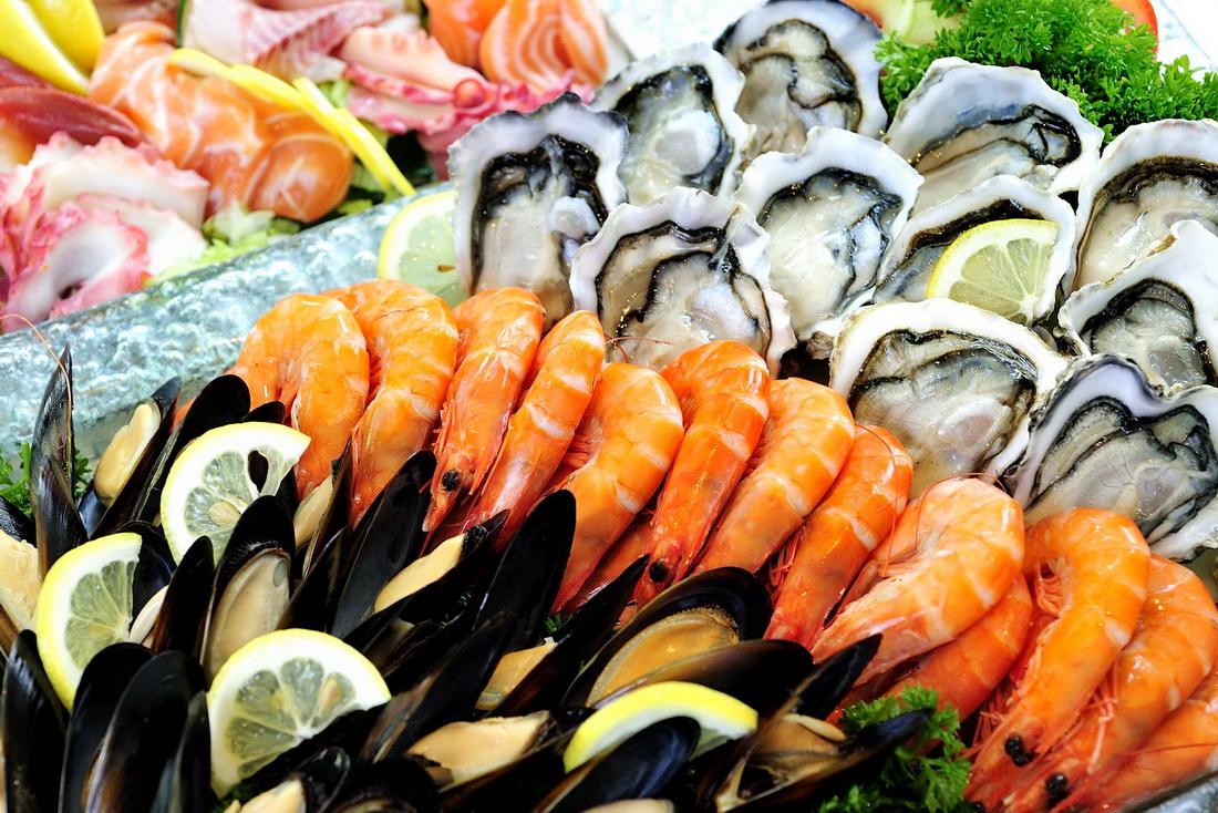 Чем полезны морепродукты и какие их виды лучше?